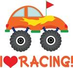 I Heart Racing Dune Buggy
