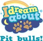 Pit bull Lover shirts and pajamas