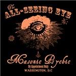 All Seeing Eye Masonic Psychic