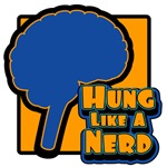 Hung Like a Nerd T-shirt