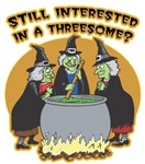 Witch Threesome