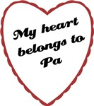 My Heart Belongs to Pa