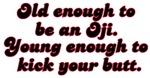 Young Enough Oji