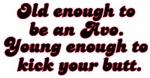 Young Enough Avo