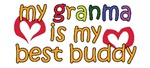 Granma is My Best Buddy