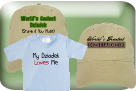 Dziadek Gifts and T-Shirts