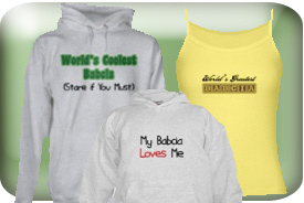 Babcia Gifts and T-Shirts
