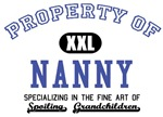 Property of Nanny