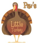 Paw's Little Turkey
