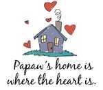 Papaw's Home is Where the Heart Is