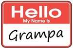 Hello, My name is Grampa
