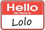Hello, My name is Lolo