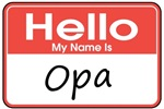 Hello, My name is Opa