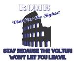 Twilight Volturi Rome
