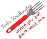 No Forks in Forks