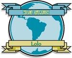 World Champion Lolo