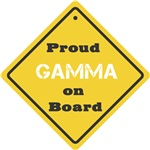Proud Gamma on Board