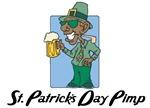 St. Patrick's Day Pimp
