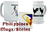 Philippine Mugz/Steinz