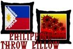 Philippine Throw Pillows