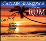 Captain  Sparrow's Jamaican Rum