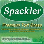 Spackler's Premium Turf Grass