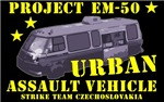 EM-50 Urban Assault Vehicle