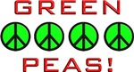 Green Peas T-shirts & Gifts!