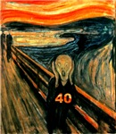 Edvard Munch, The Scream 40th Birthday Gifts!