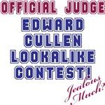 Edward Cullen Lookalike Contest, Jealous Much?