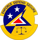 833d Security Police Squadron
