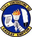 319th Contracting Squadron
