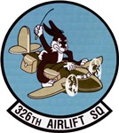 326th Airlift Squadron