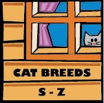 Cat Breeds S - Z