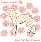 Happiness Is My Scottish Deerhound