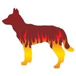 Jindo Flames