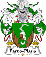 Last Names from Pardo to Plana