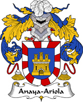 Last Names from Anaya to Ariola