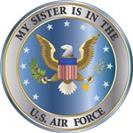 My Sister is in the Air Force