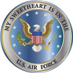 My Sweetheart is in the Air Force