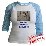 Women's Bluebird Apparel