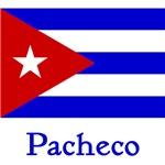 Pacheco Cuban Flag