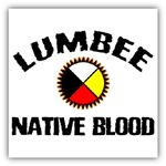 Lumbee Native Blood