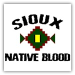 Sioux Native Blood