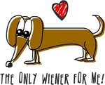 The Only Weiner For Me