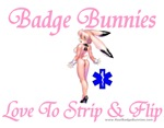Badge Bunnies Strip
