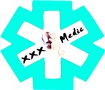 Blue Star Medic Star