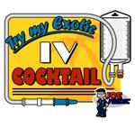 Joe Medic IV Cocktail