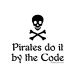 Pirates do it...