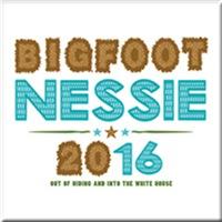 Bigfoot Nessie 2016